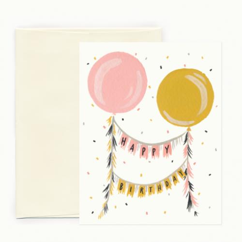 Birthday Balloons - Idle Wild Co