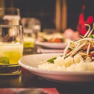 Fancy Dinner Pic